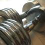 ダンベル筋トレで腰、お腹回りの脂肪を落とす!中年男性のダイエット